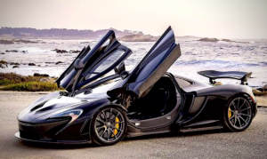 Read more about the article รถในตำนาน McLaren